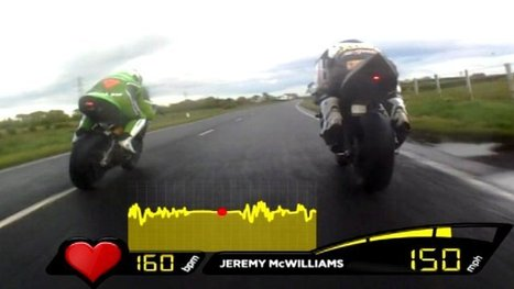 How the heart reacts at 200mph | Ductalk Ducati News | Scoop.it
