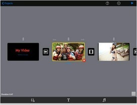 4 Great iPad Apps to Annotate and Edit Videos ~ Educational Technology and Mobile Learning | taccle2 | Scoop.it
