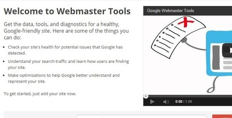 Google Webmaster Tool Tutorial- What You Need to Know | VTNS Solutions Blog | seo strategy | Scoop.it