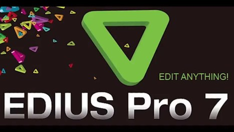 edius pro 7 crack and serial key with patch
