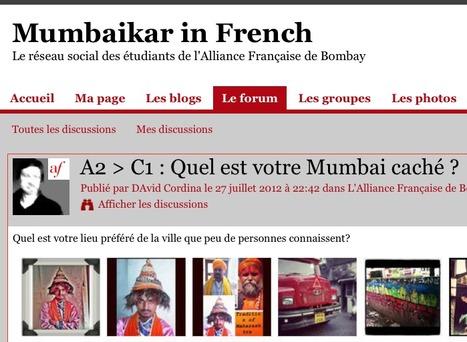 Ning: Le réseau social des étudiants de l'Alliance Française de Bombay | Internet 2013 | Scoop.it