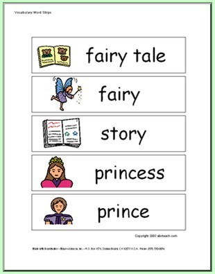 fairy tales theme unit worksheets and printab. Black Bedroom Furniture Sets. Home Design Ideas