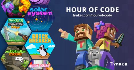 Tynker Hour of Code | Computational Thinking In Digital Technologies | Scoop.it
