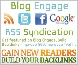 Win 1 of 10 Blog Engage Standard Accounts and 1 Platinum Account | Blogging Contests | Scoop.it