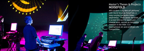 Call for MA & MFA Applications | Emergent Digital Practices | Scoop.it