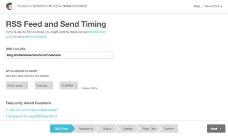 Beware, Mailchimp doesn't fit the needs of curators for automatic RSS-to-Email newsletters generation (only for direct RSS feeds) | RSS Circus : veille stratégique, intelligence économique, curation, publication, Web 2.0 | Scoop.it