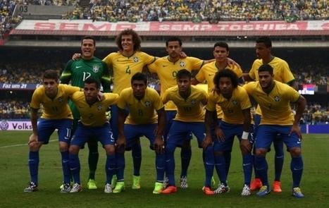 Coupe du Monde 2014: Découvrez les 23 joueurs de la Seleção (Les défenseurs) | Football , actualites et buzz avec fasto-sport.com | Scoop.it