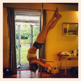 A novice's thoughts on health & fitness: My love for my Hobby | Pole Dance Italy | Scoop.it