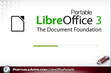 LibreOffice Portable 3.5.3 (complete office suite) Released   Digital Presentations in Education   Scoop.it