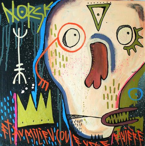 STREET ART - L'Artiste français Tarek à Hambourg   The art of Tarek   Scoop.it