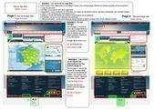 Penser les apprentissages de la perception dans le contexte du numérique: l'image de la page écran [Dossier] | Narration transmedia et Education | Scoop.it