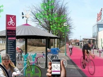 A New Cycling Superhighway. Not in the U.S.A. | New Civilizations | Scoop.it
