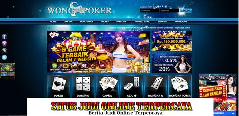 wongpoker agen poker agen domino qq bandar q bandar domino qiu bandar ceme situs domino q online terbesar di indonesia.