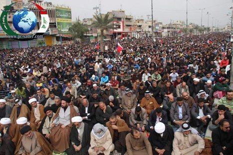 #Iraq: Thousands Condemn al-Khalifa Crimes Against #Bahrain People | From Tahrir Square | Scoop.it