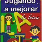 Jugando a mejorar la letra de infantil, imprimi... | Banco de Aulas | Scoop.it