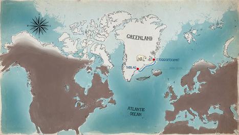 Le Piège Blanc: l'expédition polaire au Groenland | 66° Nord blog | Voyages en terres polaires | Scoop.it