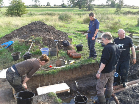 Amazing early find at Bradford Kaims | microburin mesolithic archaeology | Scoop.it