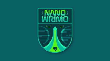 NaNoWriMo: Planning a Novel with Evernote Templates - Evernote Blog | Write On! | Scoop.it