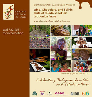 Chocolate Festival of Belize will be held May 24th - 26th, 2013 | Just Chocolate!!! | Scoop.it
