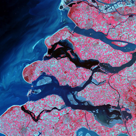 Planetary Folklore: Landsat 7 | Remote Sensing News | Scoop.it