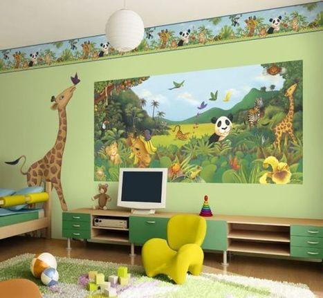 Modern Kids Bedroom Design Ideas | 2012 Interior Design, Living Room Ideas, Home Design | Scoop.it