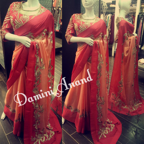 Looking For Unique Sarees In Chandigarh |