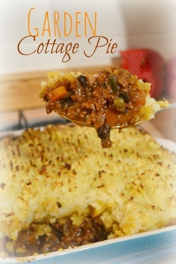 Tinned Tomatoes: Cottage Garden Pie | Vegetarian Recipes | Scoop.it
