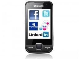 25% of Americans Access Social Media Via Mobile | National Broadband News | Scoop.it