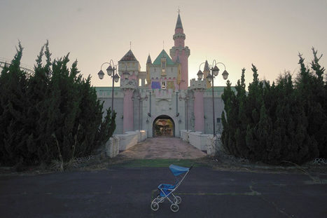 Nara Dreamland - An Abandoned Theme Park in Japan | Urban Decay Photography | Scoop.it