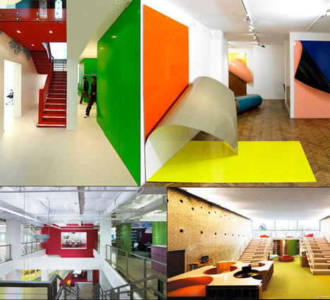 The Cool Hunter - The Power of Color | Urban Design | Scoop.it