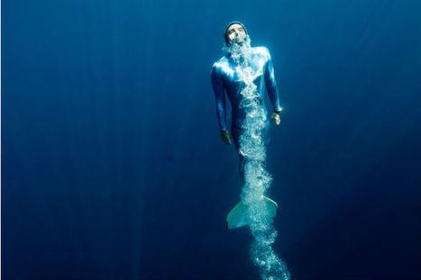 Guillaume Nery : L'homme poisson ! - 1jour1actu | Olisoca40 | Scoop.it