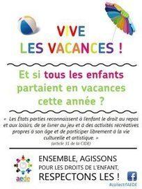 Collectif AEDE - Agir ensemble pour les droits de l'enfant | CaféAnimé | Scoop.it