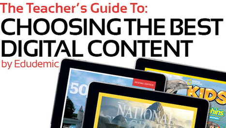 The Teacher's Guides To Technology And Learning - Edudemic | Learning Tech, 121, TEL | Scoop.it