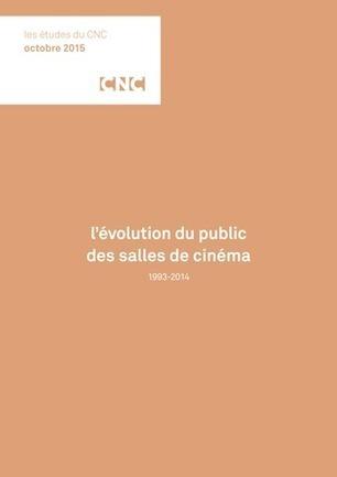Evolution du public des salles de cinéma (1993-2014) | Veille Hadopi | Scoop.it