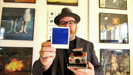 Doing the Impossible Story: Saving Polaroid Film & Cameras | Social and digital network | Scoop.it