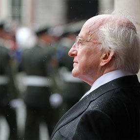 A Tea Partier Decided To Pick A Fight With President Michael D. Higgins. It Didn't Go So Well. | YES for an Independent Scotland | Scoop.it