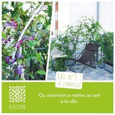 Kibloom – Le jardin s'invite chez vous | Innovation et technologie | Scoop.it