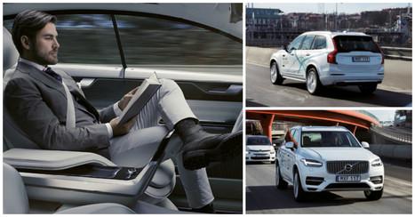 Véhicule autonome : la promesse du 100 % sécurité | Voitures anciennes - Classic cars - Concept cars | Scoop.it