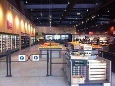 Les premières images d'Arcimbo, le nouveau concept frais d'Auchan | Actus des PME agroalimentaires | Scoop.it