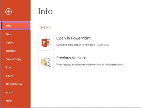 free powerpoint templates scoop it