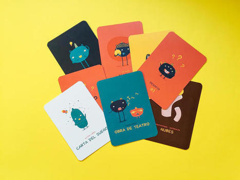 Design Thinking Comes To Kids In This Cute Board Game | CulturaDigital | Scoop.it