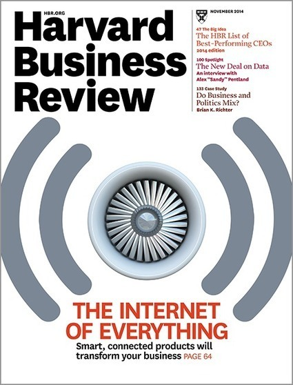 The Value of Big Data Isn't the Data, it's automated machine learning   Harvard Business Review   The Programmable City   Scoop.it