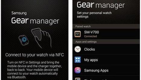 Samsung GALAXY Gear Info | AGOTTE News | Scoop.it