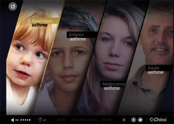 Chiesi lance un web documentaire autour de l'asthme | Digital Learning Invador | Scoop.it