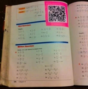 Using QR codes to create educational posters | Teacher Tech | Interactive Teaching and Learning | Scoop.it