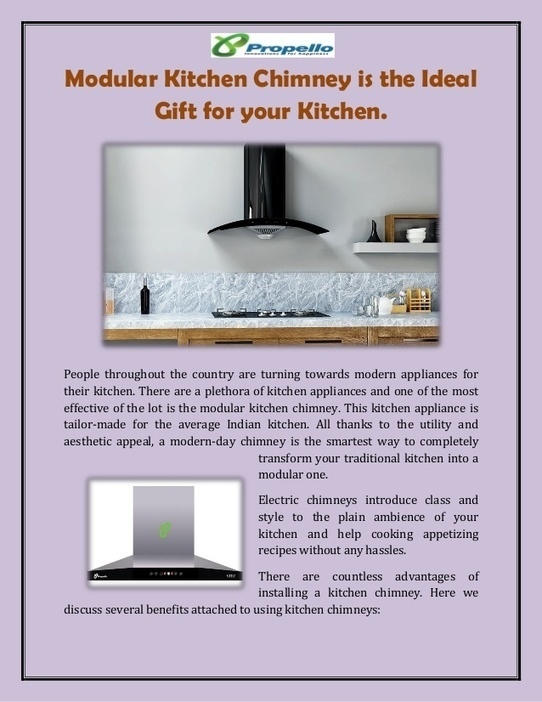 Modular kitchen chimney is the ideal gift for y... on ideal kitchen tiles, ideal kitchen flooring, ideal kitchen cabinets,