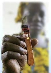 enfants mutiles et forces, mutilations genitales feminines, excision et infibulation sont un crime | L'excision | Scoop.it