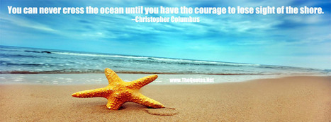 Facebook Cover Image - Christopher Columbus Quotes - TheQuotes.Net | Facebook Cover Photos | Scoop.it