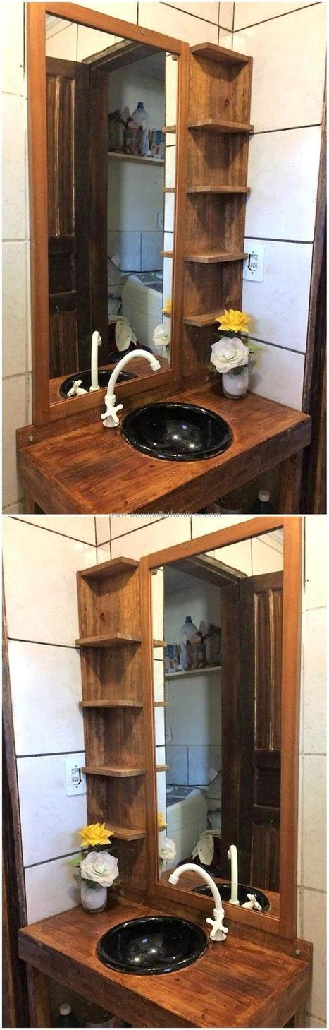 Wood Pallet Ideas For Recycle Reuse Repurpose Remake Restyle