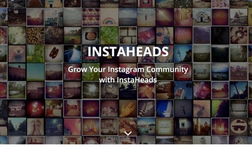 InstaHeads. Faites grandir votre communauté sur Instagram – Les outils de la veille | Les Médias Sociaux pour l'entreprise | Scoop.it